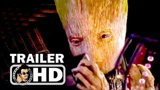 AVENGERS: INFINITY WAR Official NEW Trailer #3 - Teen Groot (2018) Marvel Superhero Movie HD