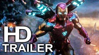 AVENGERS 4 ENDGAME Thanos Vs Iron Man Trailer NEW (2019) Marvel Superhero Movie HD