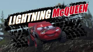 Extreme Racing with Lightning McQueen | Racing Sports Network by Disney•Pixar