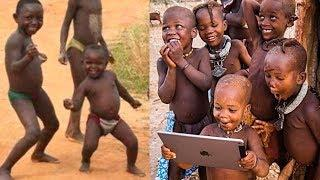 20 African Kids Funny and Talented Dance Moves