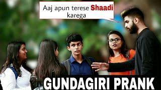 Fake Gundagiri Prank Part 3 | Gangster Prank | Pranks in India | Pranks 2018