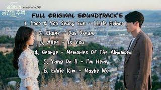 OST Part. 1 - 6 || Full Original Soundtrack's Memories Of The Alhambra (알함브라 궁전의 추억)