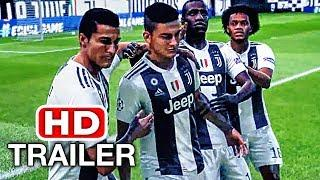 FIFA 19 Gameplay Trailer NEW Features (2018) PS4/Xbox One/PC