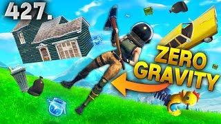 ZERO GRAVITY IN FORTNITE.. Fortnite Daily Best Moments Ep.427 (Fortnite Battle Royale Funny Moments)