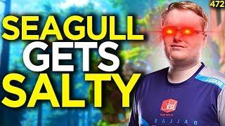 Seagull Loses It For The First Time In Years - Overwatch Funny Moments 472