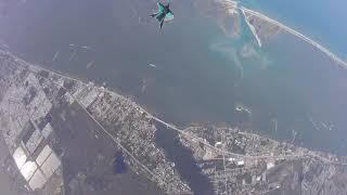 Skydive Sebastian Mermaid Boogie 2019 WS & FF