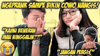 PRANK MY BF KULIAH DILUAR NEGERI SAMPE NANGIS! - Putri Corn