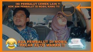 PRANK PEMBALUT BEKAS HAID DI DEPAN PACAR !!! AUTO MARAH SAMPAI DI TUDUH BAWA CEWEK LAIN TERUS !!!