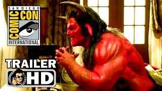 PREACHER Season 3 Comic Con Trailer (SDCC 2018) AMC Series