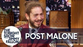 Post Malone Debuts His Song from Spider-Man: Into the Spider-Verse Soundtrack
