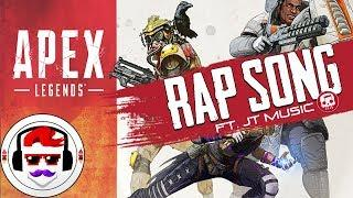 Apex Legends RAP SONG | Apex feat. JT Music | Rockit Gaming [Unofficial Soundtrack]
