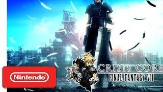 Crisis Core: Final Fantasy VII Nintendo Switch Trailer