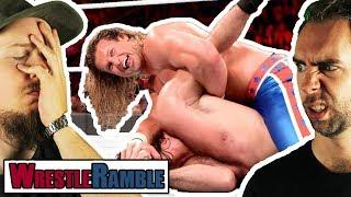 Did WWE Crowd RUIN Seth Rollins Vs Dolph Ziggler? WWE Extreme Rules 2018 Review | WrestleRamble