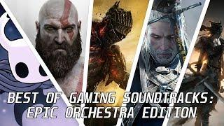 Best of Recent Video Game Soundtracks | Epic Orchestra Edition | 1 Hour Music Mix
