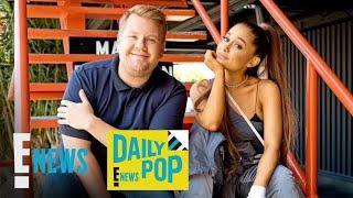 "Ariana Grande & James Corden's Funny ""Titanic"" Musical | Daily Pop | E! News"