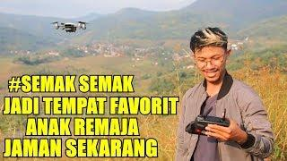 Ciduk Orang Pacaran Pake Drone, Siapkan Tisu ( Prank Drone )