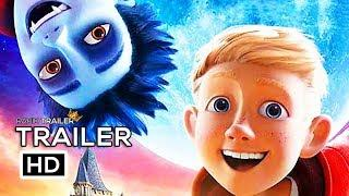 THE LITTLE VAMPIRE Official Trailer (2018) Animated Movie HD