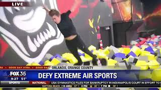 David Does It: Defy Extreme Air Sports