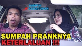 DI PRANK CALON ISTRI SAMPAI MAU PINGSAN DIJALAN PARAH !!!