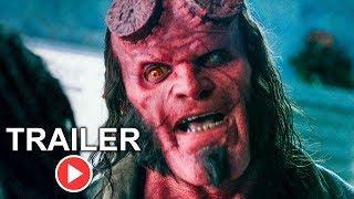 HELLBOY - Trailer Subtitulado Español Latino 2019