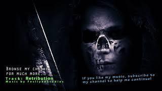 "Epic Revenge Action Music ""RETRIBUTION"" - suspenseful fight action, chase scene soundtracks bgm"