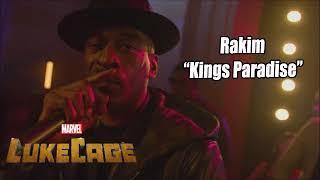 Rakim - King's Paradise [Luke Cage Soundtrack]