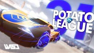 POTATO LEAGUE #31 | Rocket League Funny Moments & Fails