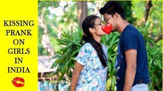 Kissing Prank India   Kiss Me or Slap Me   Pranks in India 2019   JSM Brothers