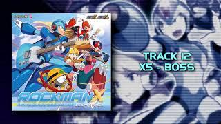 Mega Man X Legacy Collection - Soundtrack Preview