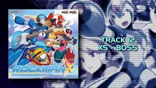 Mega Man X Anniversary Collection Soundtrack | Full Album