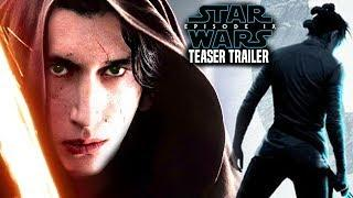 Star Wars Episode 9 Teaser Trailer Leaked Details Revealed! (Star Wars News)