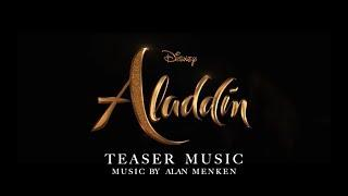 Aladdin (2019) - Teaser Music - Aladdin Soundtracks