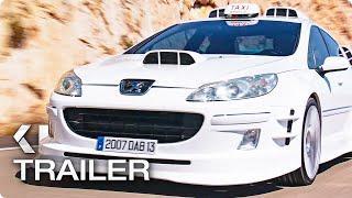 TAXI 5 Trailer German Deutsch (2018)