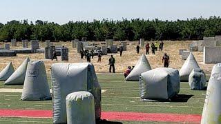 LIVE ???? EXTREME PAINTBALL