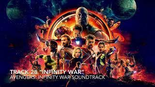 "Avengers: Infinity War Soundtrack - TRACK 28: ""Infinity War"""