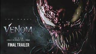 "VENOM - TRAILER #3 ""Carnage"" [HD] Tom Hardy Movie [FAN] (2018) Sony Pictures 