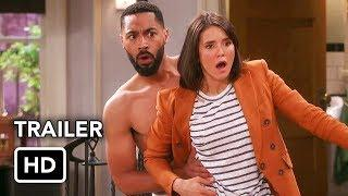 Fam (CBS) Trailer #2 HD - Nina Dobrev comedy series