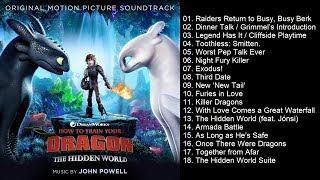 How to Train Your Dragon: The Hidden World (Original Motion Picture Soundtrack) | Full Album