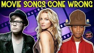 7 Terrible Original Songs From Movie Soundtracks