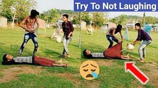 Must Watch New Funny Comedy videos 2019 - Episode 55- Funny Vines || Tamil 420