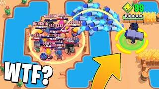 INSANE FUNNY TROLL MOMENTS 200IQ VS 10 IQ! Brawl Stars Funny Moments & Glitches #4
