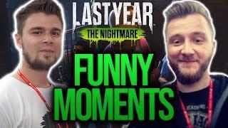 Funny Moments BLADII & DIABEUU | LAST YEAR THE NIGHTMARE | #109