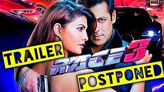 Race 3 Trailer POSTPONED | Salman Khan Daisy Shah | Bollywood Latest News