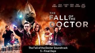 Doctor Who The Fall of the Doctor official soundtrack 5 - Final Days