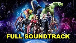 Avengers ENDGAME Soundtrack (OFFICIAL) FULL SOUNDTRACK