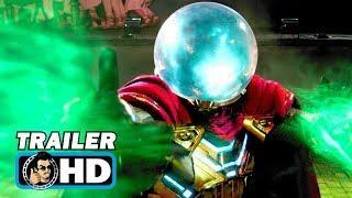 SPIDER-MAN: FAR FROM HOME Trailer #2 (2019) Marvel Movie