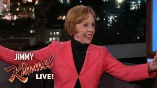 Carol Burnett Reveals Prank She Pulled on Her Crew