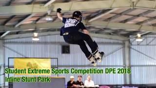 "Aggressive Inline - Student Extreme Sports Competition DPE 2018 ""Baimon 2018"""