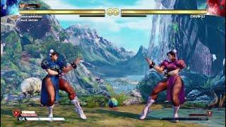 Visual Soundtracks - Street Fighter V (Chun Li's Theme)