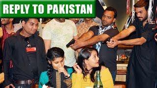 GANGSTER PRANK | Bhasad News | Pranks in India |